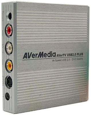 DRIVER FOR AVERTV USB 2.0 PLUS M036