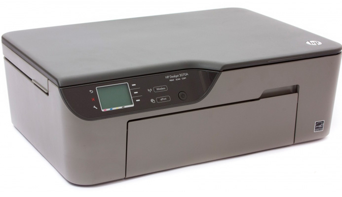 драйвер на hp принтер 3070a