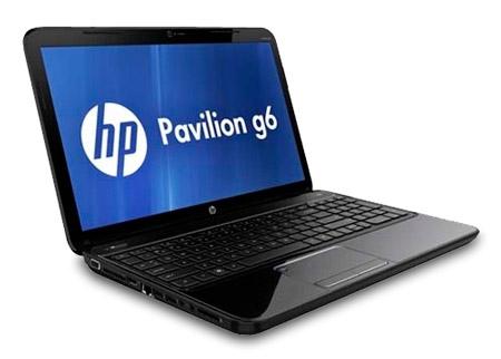 ноутбук hp pavilion g6 видеокарта драйвер